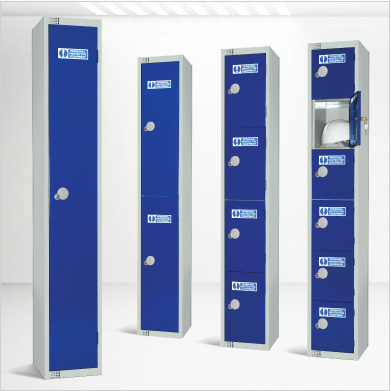 personal protection equipment storage lockers
